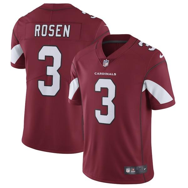 ナイキ メンズ シャツ トップス Josh Rosen Arizona Cardinals Nike Vapor Untouchable Limited Jersey Cardinal