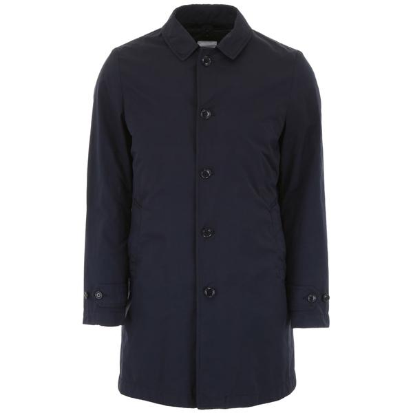 アスペジ メンズ ジャケット&ブルゾン アウター Aspesi Raincoat With Removable Lining -