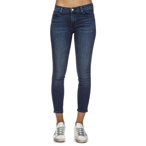 ジェイブランド レディース デニムパンツ ボトムス J Brand Blue Cotton Jeans -