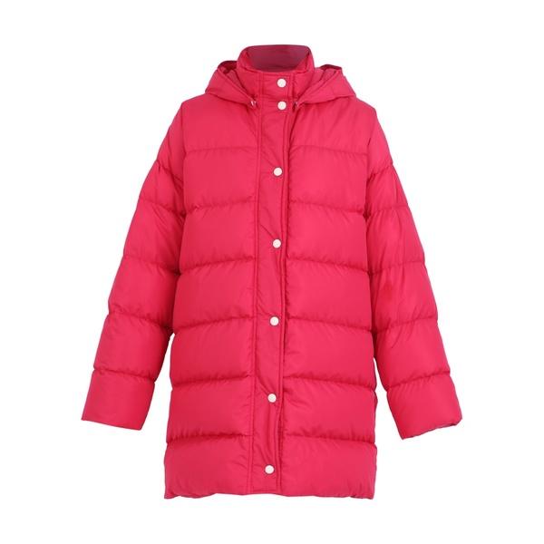 エムエスジイエム レディース ジャケット&ブルゾン アウター MSGM Branded Padded Jacket -