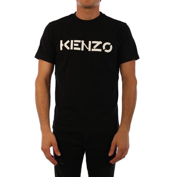 ケンゾー メンズ トップス Tシャツ - Logo Kenzo 全商品無料サイズ交換 格安 価格でご提供いたします Printed T-Shirt 日本全国 送料無料