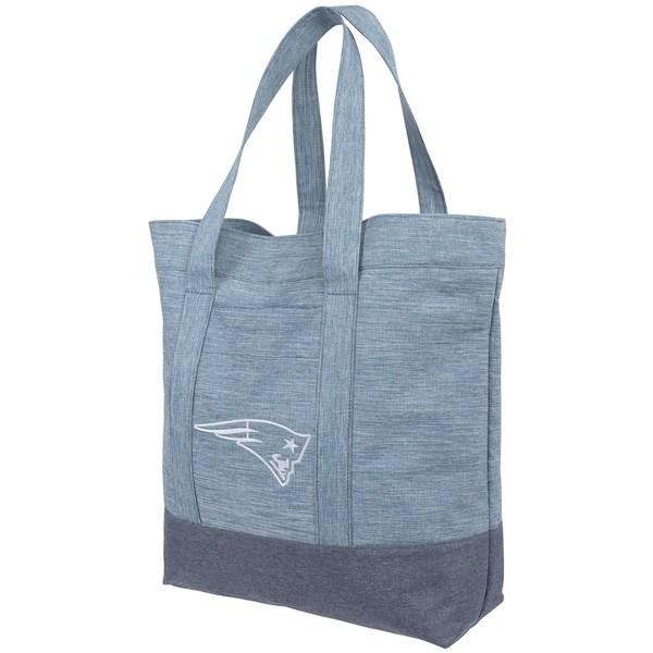 フォコ レディース バックパック・リュックサック バッグ New England Patriots Women's Chambray Tote Bag Unknown