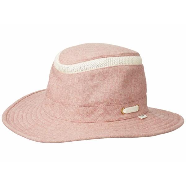 ティレイエンデゥラブル メンズ 帽子 アクセサリー AIRFLOW Recycled Pink