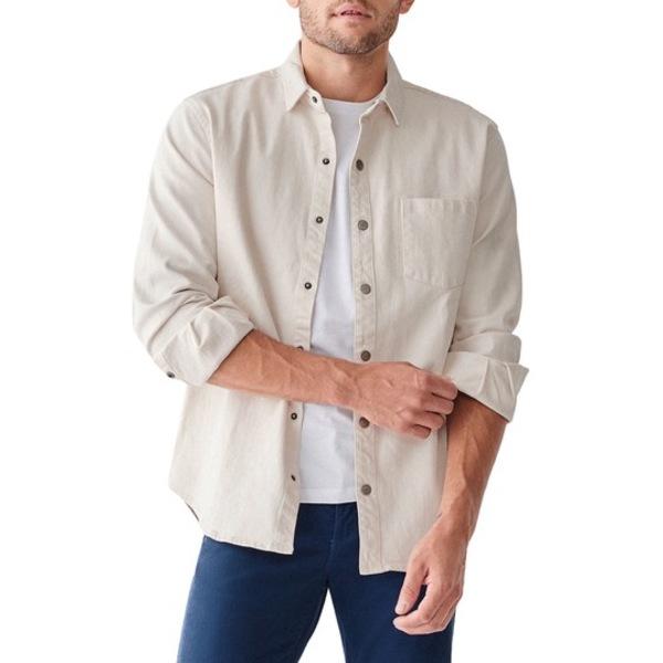 ディーエル1961 メンズ ジャケット&ブルゾン アウター Lance Denim Shirt Jacket MOONLIGHT