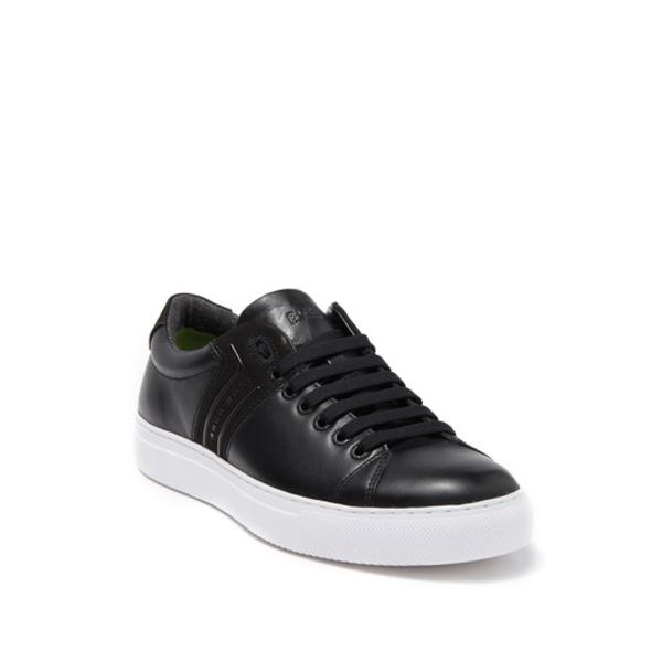ボス メンズ シューズ 激安卸販売新品 スニーカー 完全送料無料 BLACK Tennis Enlight Sneaker 全商品無料サイズ交換