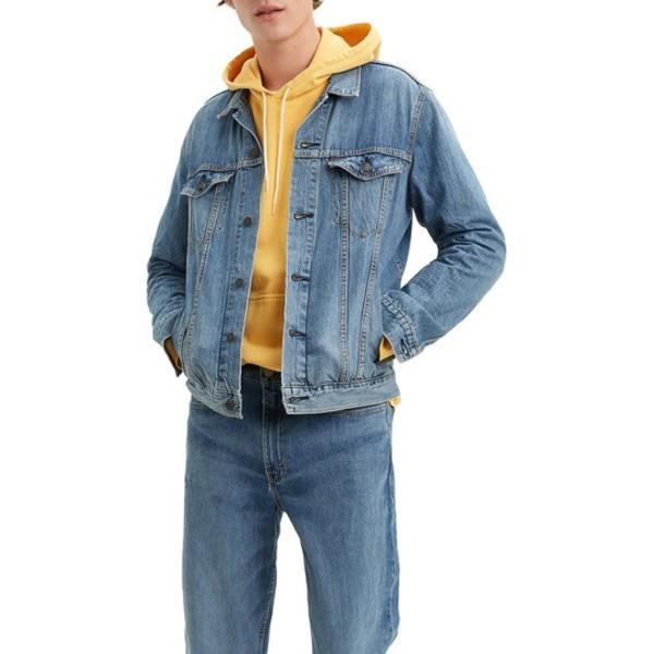リーバイス メンズ ジャケット&ブルゾン アウター The Welter Trucker Jacket WELTER TRUCKER