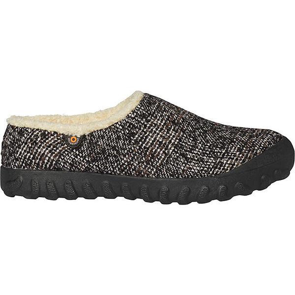 ボグス レディース ブーツ&レインブーツ シューズ Bogs Women's B-Moc Slip On Woven Shoe Black Multi