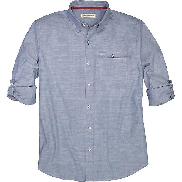 ダコタグリズリー メンズ シャツ トップス Dakota Grizzly Men's Rand Rollup Shirt Steel