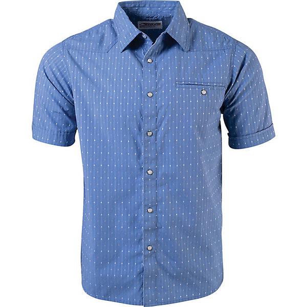 マウンテンカーキス メンズ シャツ トップス Mountain Khakis Men's EL Camino SS Shirt Stellar