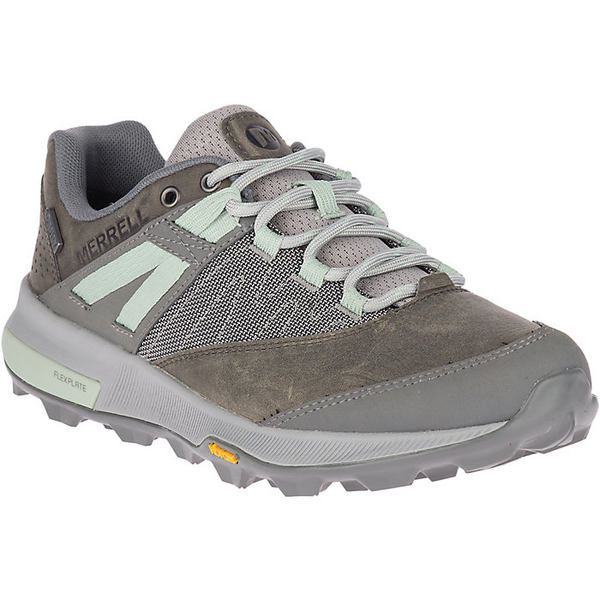 <title>メレル レディース スポーツ ハイキング Merrell Grey 全商品無料サイズ交換 Women's Zion 蔵 Waterproof Shoe</title>