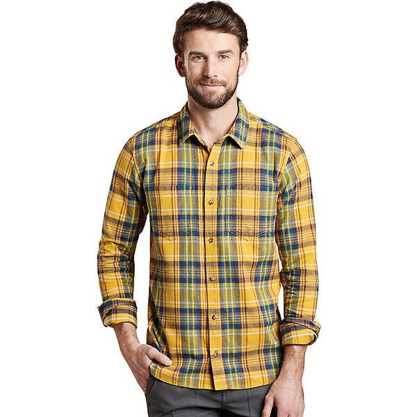 トードアンドコー メンズ シャツ トップス Toad & Co Men's Flannagan LS Shirt Golden Hour