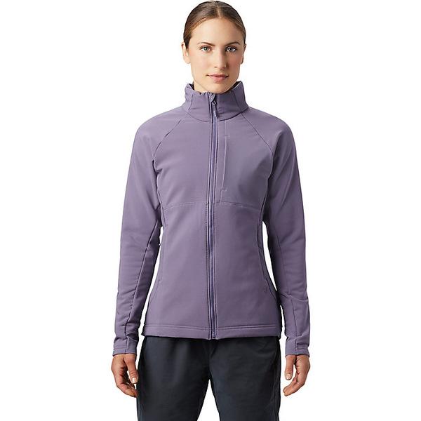 マウンテンハードウェア レディース ジャケット&ブルゾン アウター Mountain Hardwear Women's Keele Full Zip Jacket Dusted Sky