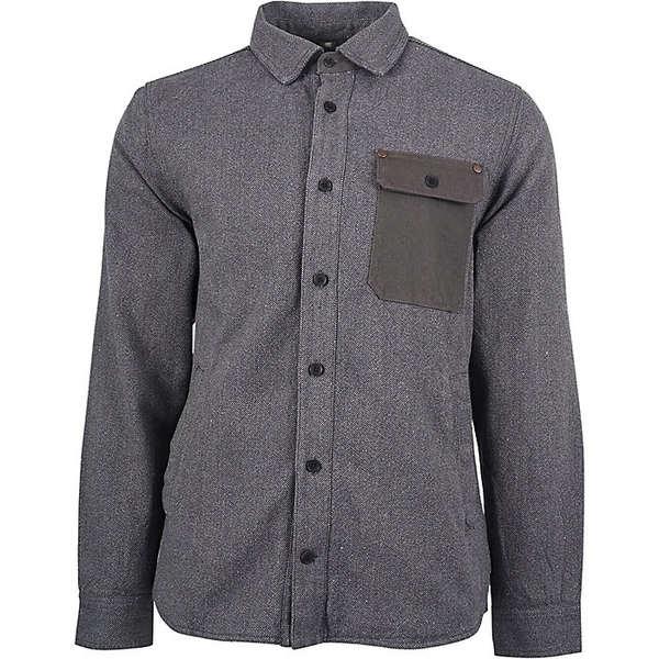 ユナイテッドバイブルー メンズ シャツ トップス United By Blue Men's Clove Shirt Jacket Midnight