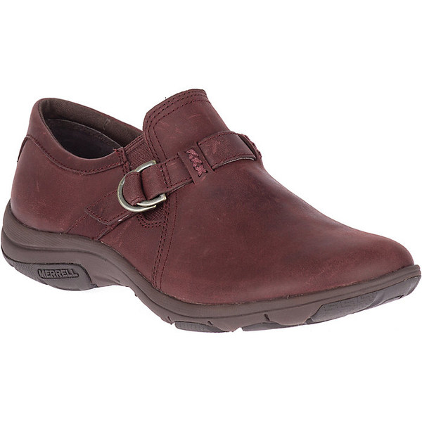 メレル レディース スニーカー シューズ Merrell Women's Dassie Stitch Buckle Shoe Raisin