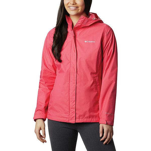 コロンビア レディース ジャケット&ブルゾン アウター Columbia Women's Arcadia II Jacket Bright Geranium