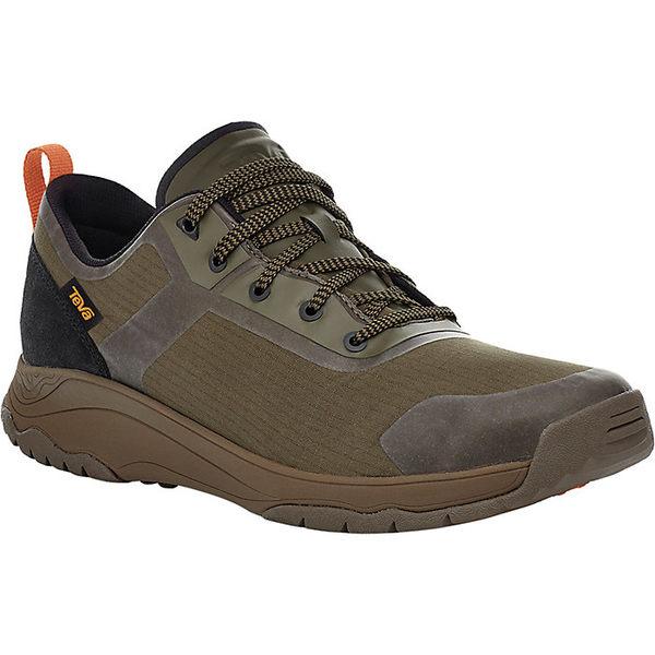 テバ 5%OFF メンズ スポーツ ハイキング Dark Olive 全商品無料サイズ交換 Men's Low Shoe Gateway Teva メーカー公式ショップ