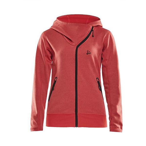 クラフトスポーツウェア レディース ジャケット&ブルゾン アウター Craft Women's Sports Fleece Assymetric Beam Melange