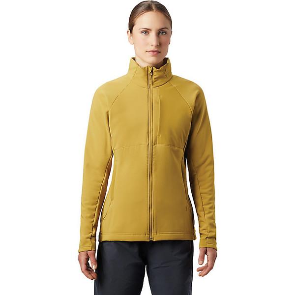 マウンテンハードウェア レディース ジャケット&ブルゾン アウター Mountain Hardwear Women's Keele Full Zip Jacket Dark Bolt
