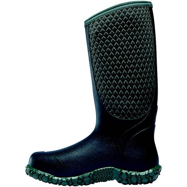 ラクロス レディース ブーツ&レインブーツ シューズ Lacrosse Women's Alpha Lite 14IN 5mm Neoprene Boot Grey / Balsam Green