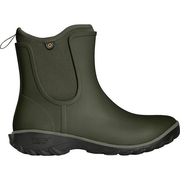 ボグス レディース ブーツ&レインブーツ シューズ Bogs Women's Sauvie Slip Boot Sage