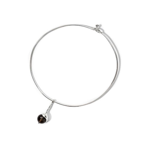 ファリス レディース ネックレス・チョーカー・ペンダントトップ アクセサリー FARIS Sappho Collar Necklace Silver