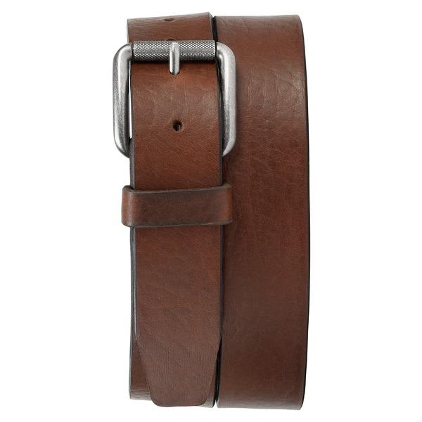 トラスク メンズ ベルト アクセサリー Trask Cash Leather Belt Saddle
