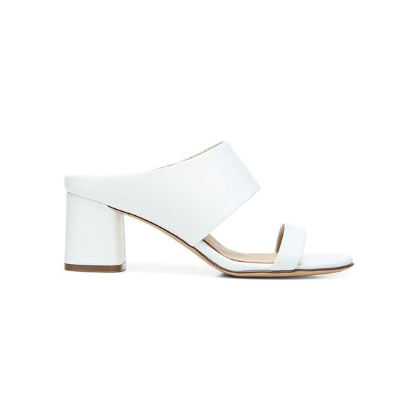 ナチュライザー レディース サンダル シューズ Abbey Slip-On Sandals White