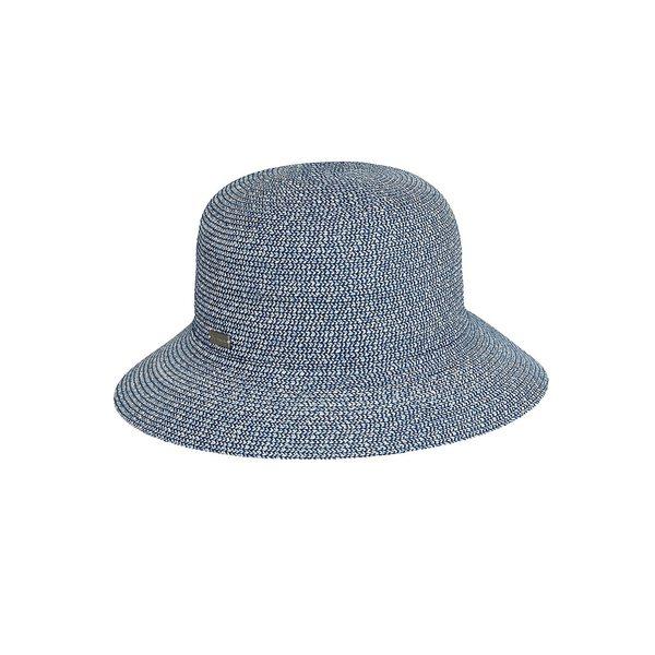 ベットマー レディース 帽子 アクセサリー Gossamer Mini Straw Braid Hat Denim Multi