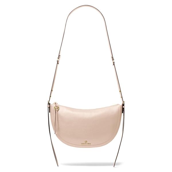 マイケルコース レディース ショルダーバッグ バッグ Camden Leather Crossbody Bag Soft Pink