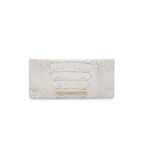 ブランミン レディース ハンドバッグ バッグ Melbourne Ady Leather Wallet Crystal