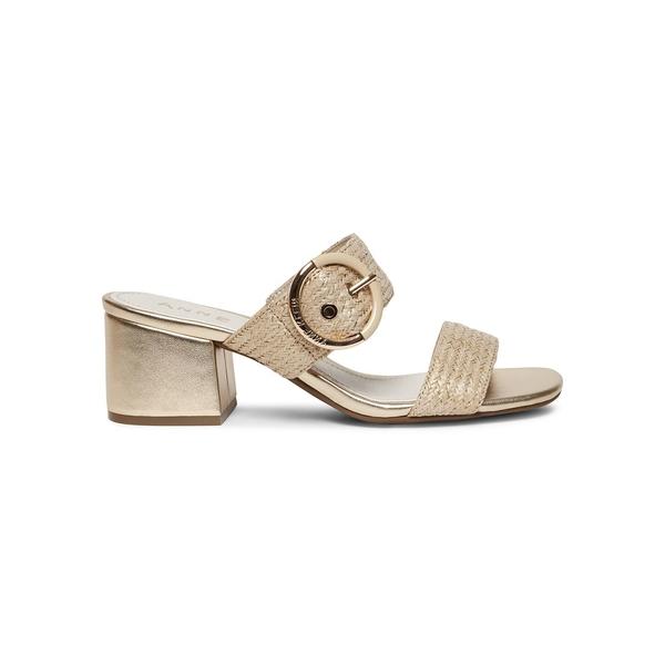 アンクライン レディース パンプス シューズ Beale Dress Sandals Natural
