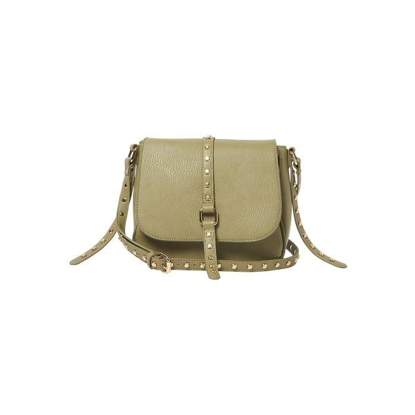 アーバンオリジナルス レディース ショルダーバッグ バッグ Nash Vegan Leather Shoulder Bag Green