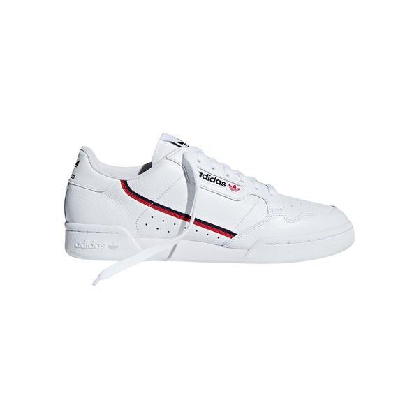 アディダス メンズ スニーカー シューズ Continental 80 Sneakers White Multi