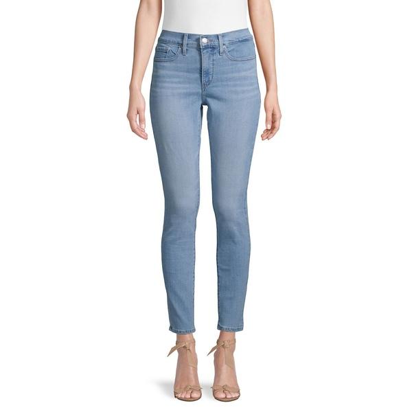 リーバイス レディース デニムパンツ ボトムス Stretch Ankle Jeans Oahu Morning