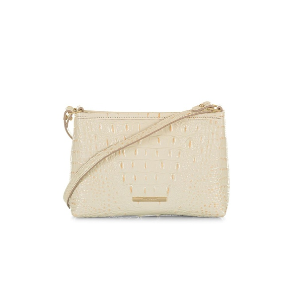 ブランミン レディース ショルダーバッグ バッグ Stratus Melbourne Lorelei Leather Shoulder Bag Crystal
