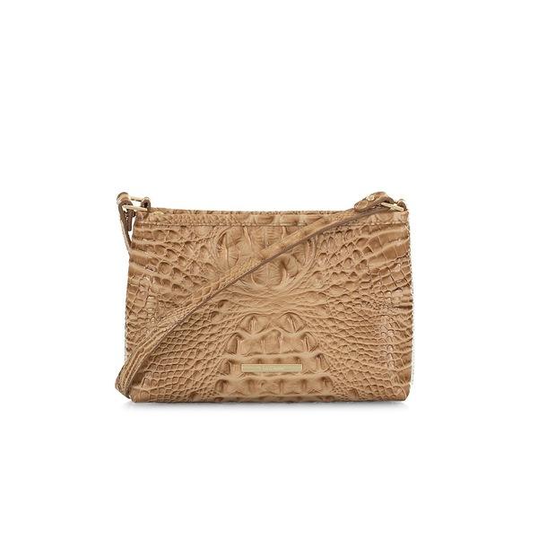 ブランミン レディース ショルダーバッグ バッグ Stratus Melbourne Lorelei Leather Shoulder Bag Short Bread