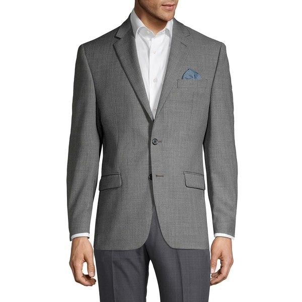 ラルフローレン メンズ ジャケット&ブルゾン アウター Classic-Fit Solid Wool-Blend Suit Separate Jacket Grey