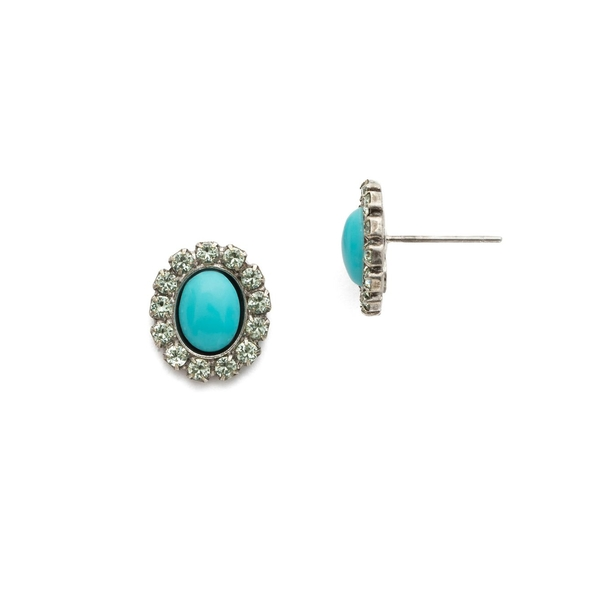 ソレーリ レディース ピアス&イヤリング アクセサリー Vivid Horizons Swarovski Crystal Daisy Earrings Vivid Horizon