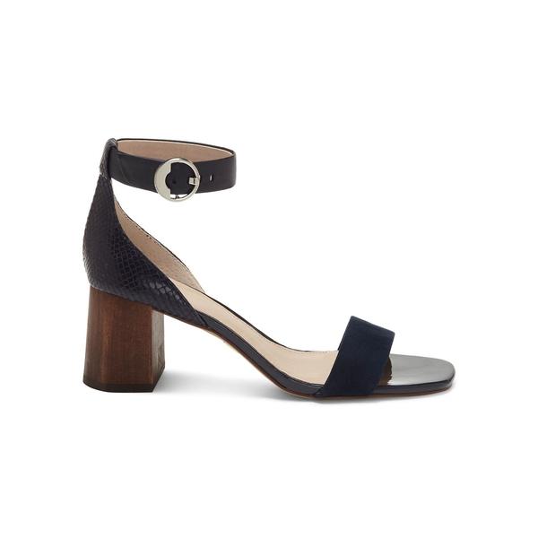 ルイスエシー レディース サンダル シューズ Gabriel Ankle Strap Leather Sandals Blue