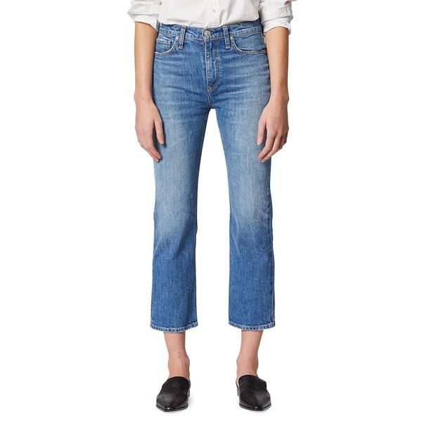 ハドソンジーンズ レディース デニムパンツ ボトムス Remi Cropped Straight-Leg Jeans Lullaby