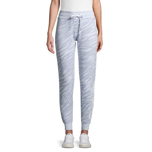カルバンクライン レディース カジュアルパンツ ボトムス Cotton-Blend Jogger Pants Spray Combo