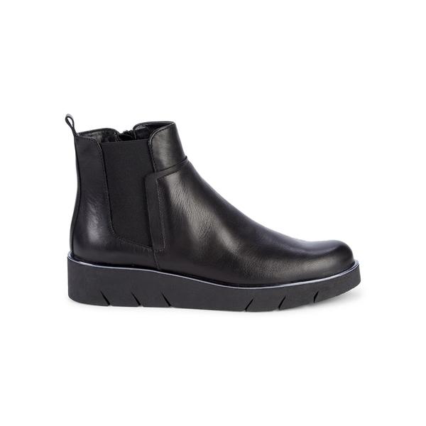 ザフレックス レディース ブーツ&レインブーツ シューズ Camden Leather Ankle Boots Black