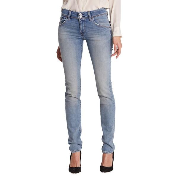 ハドソンジーンズ レディース デニムパンツ ボトムス Collin Skinny Jeans Word Play