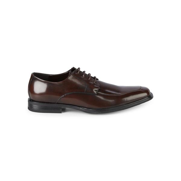 ケネスコール メンズ ドレスシューズ シューズ Settle Derby Shoes Brown