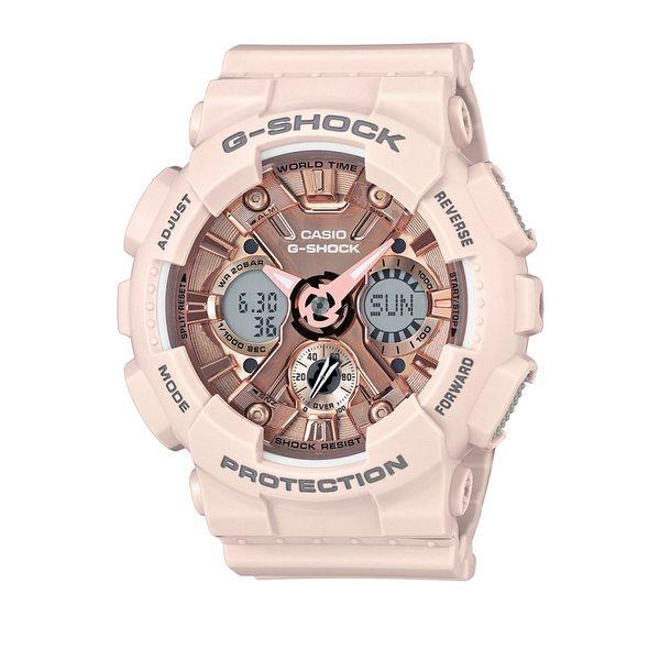 ジーショック レディース 腕時計 アクセサリー S-Series Chronograph Digital Buckled Watch Blush