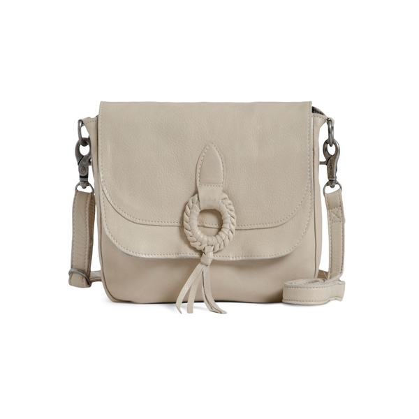 ダイアンドムード レディース ショルダーバッグ バッグ Fillipa Leather Crossbody Bag Ivory