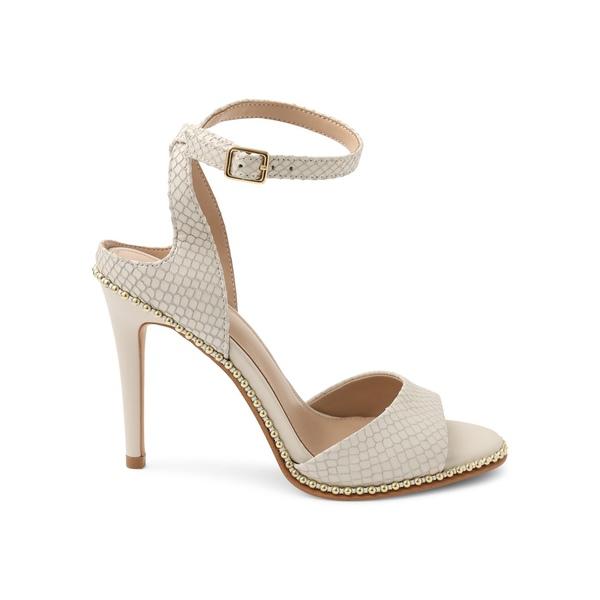 BCBジェネレーション レディース サンダル シューズ Jaxina Stiletto Sandals Pearl