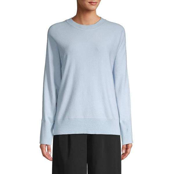 エイチ ホルストン レディース ニット&セーター アウター Dolman-Sleeve Pullover Sweater Icicle