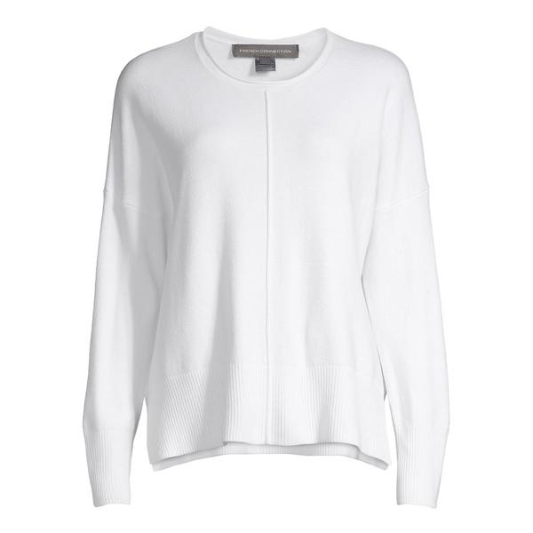 フレンチコネクション レディース ニット&セーター アウター Della Vhari Pullover Sweater Winter White