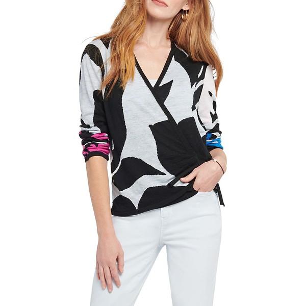 ニックプラスゾーイ レディース ニット&セーター アウター New Adventures Sweater Black Multi